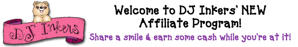 DJ Inkers - Affiliate Program
