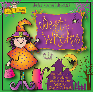 Best Witches Clip Art Download