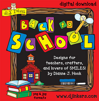 Back To School Clip Art Download