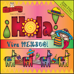 Hola Spanish Clip Art Download