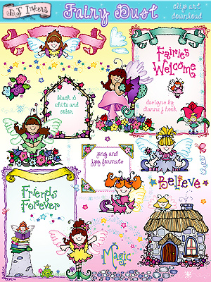Fairy Dust Clip Art Download