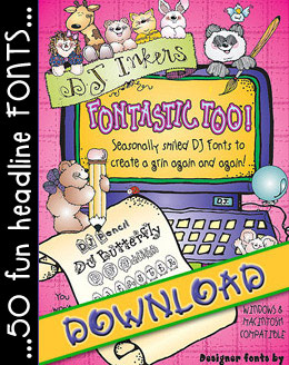 Fontastic Too Font Download