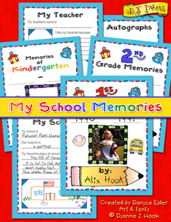 My School Memories Activity Download