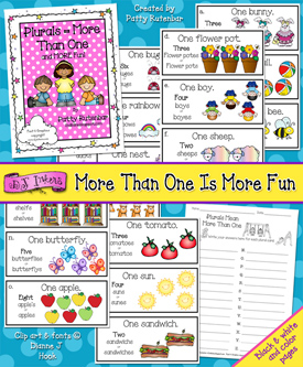 More Than One Is More Fun Activity Download
