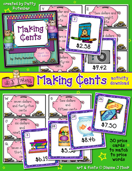 Making Cents Activity Download