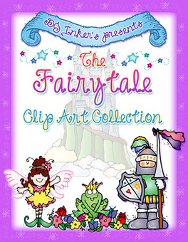Fairy Tale Clip Art Download Collection