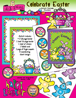 Celebrate Easter Activity Download