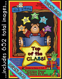 Top Of The Class Clip Art Download