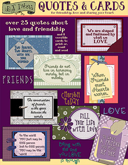 Printable Quotes and Cards Download