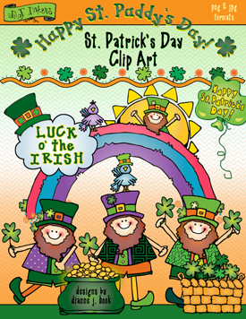 St. Patrick's Day Clip Art Download