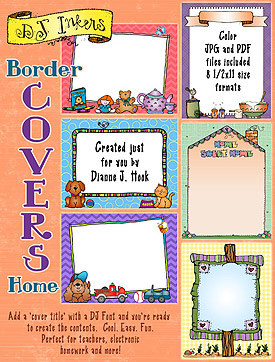 Border Covers Home Clip Art Download
