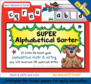 Super Sorter File Folder Game Download