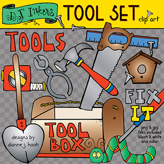 Tool Set Clip Art Download