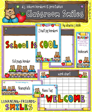 Classroom Smiles Classroom Kit Download