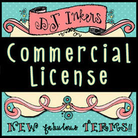 DJ Inker's Commercial License Upgrade B