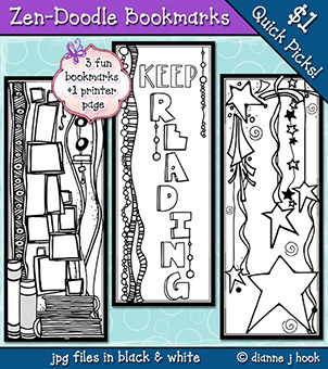 ZenDoodle Bookmarks Download