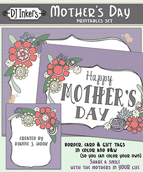 Mother's Day Printables Download