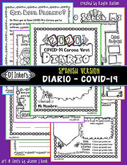 COVID-19 - Spanish Journal for Kids