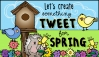 Create something tweet for spring with DJ Inkers Woodland Critters clip art